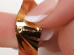 пошаговое выполнение дизайна ногтей