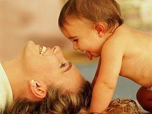 женщина после рождения ребенка