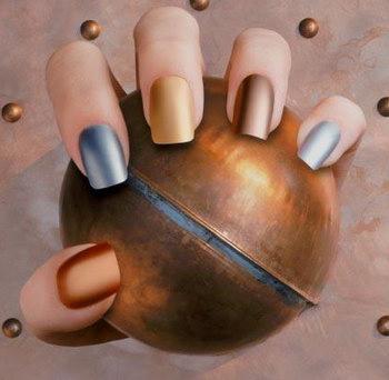 модные ногти 2011 фото