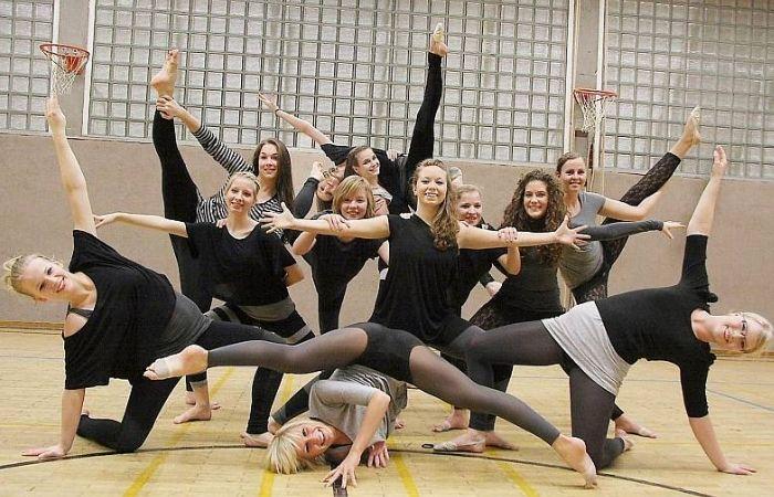 танцы современные