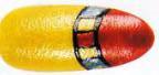 Дизайн ногтей «Египетское солнце»
