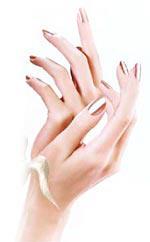 как сделать руки мягкими