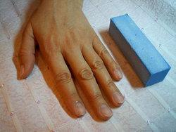 самой снять нарощенные ногти