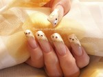 вечерние ногти