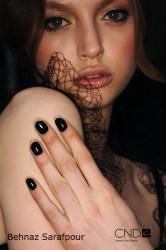 модный дизайн ногтей осень-зима 2011/2012