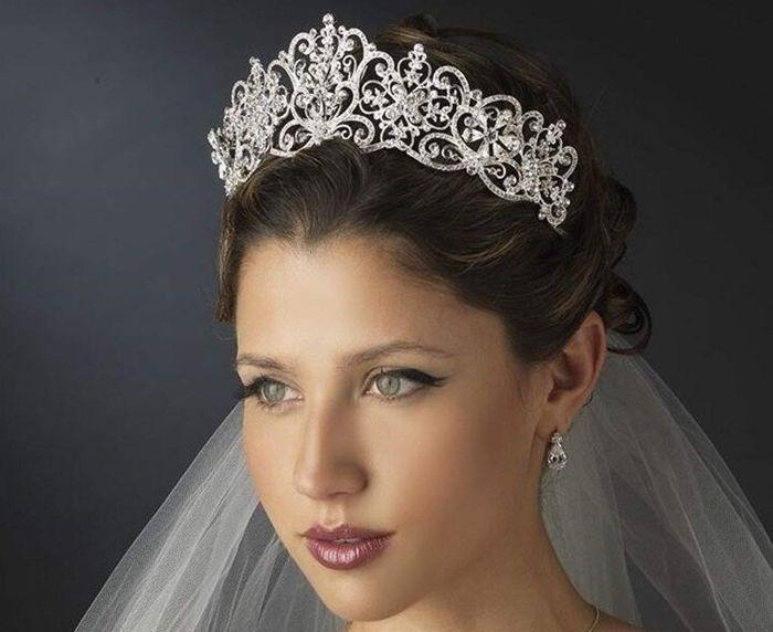 украшения для невесты на свадьбу