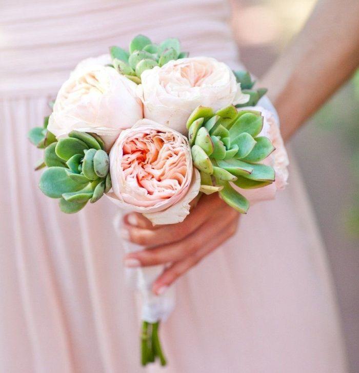 мини-букеты для невесты