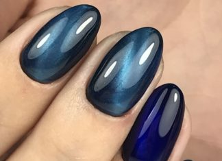 магнитные ногти