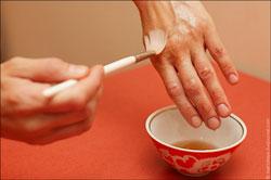 Глицерин для смягчения кожи рук