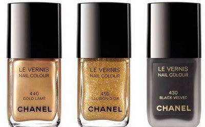 коллекция Chanel для шанхайского маникюра