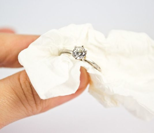 Раствор для чистки серебра в домашних условиях