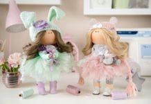 Как научиться шить кукол своими руками пошагово