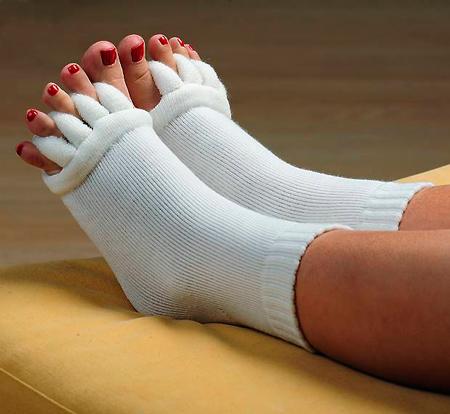 избавиться от косточки на пальце ноги