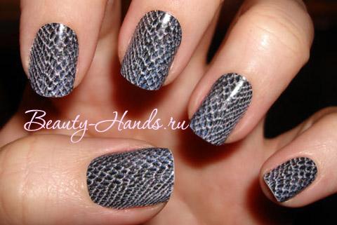 дизайн ногтей на новый год 2013