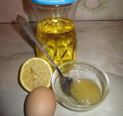 маски для рук из меда