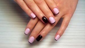 Мягкие ногти