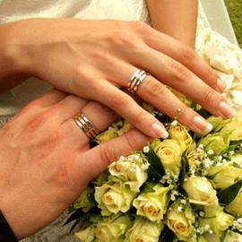 носят обручальное кольцо