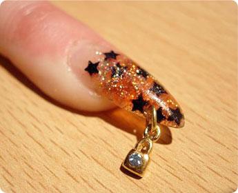 пирсинг ногтей в домашних условиях