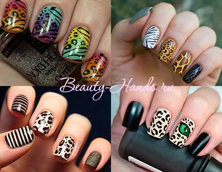 популярный дизайн ногтей в 2016 году