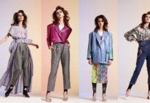 Образ 90 х годов: девушки