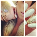 уличная мода 2012 ногти