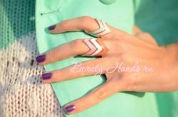 секреты ногтей